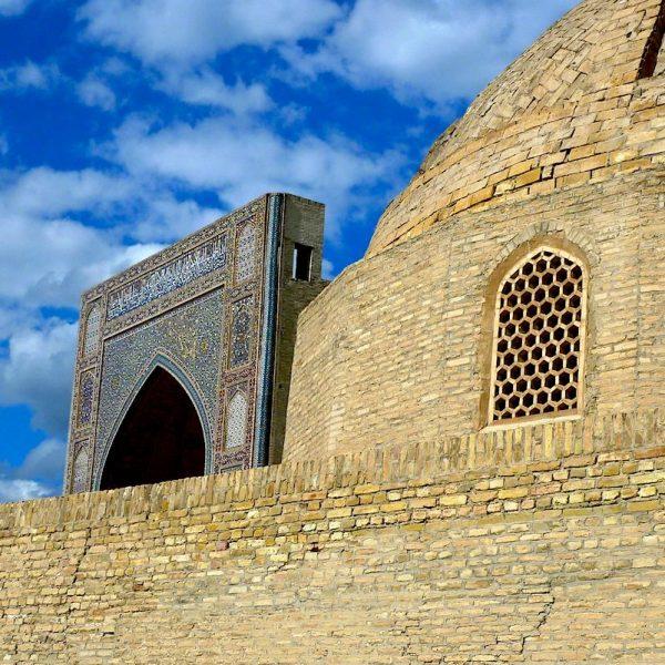 Bukhara madrasa moschea