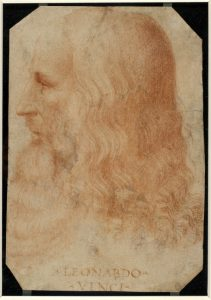 Francesco Melzi, Leonardo da Vinci, 1515-18, Royal Collection Trust, UK