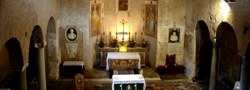 San benedetto a roma - Vi metto a tavola san benedetto ...