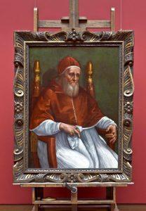 Ritratto di papa Giulio II