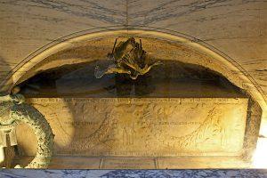 Tomba di Raffaello Sanzio, Pantheon, Roma