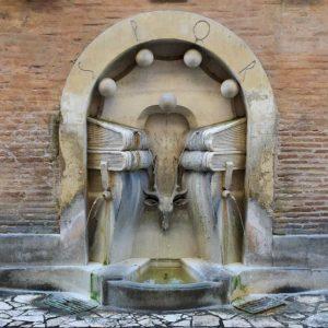 Fontanella dei Libri, Roma