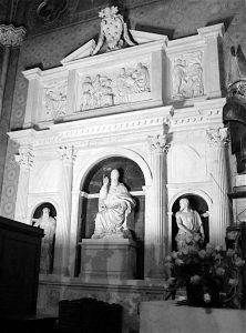Le tombe dei papi Medic
