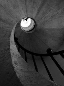 scala elicoidale di Bernini