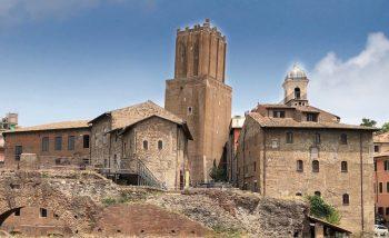Mercati di Traiano e Torre delle Milizie, Roma