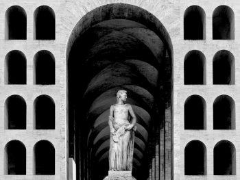 Palazzo della Civiltà, EUR, Roma